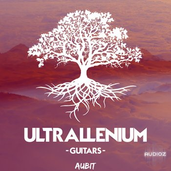 Aubit Ultrallenium Guitars WAV screenshot