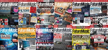 Future Music - 2017 Full Year Issues Collection screenshot