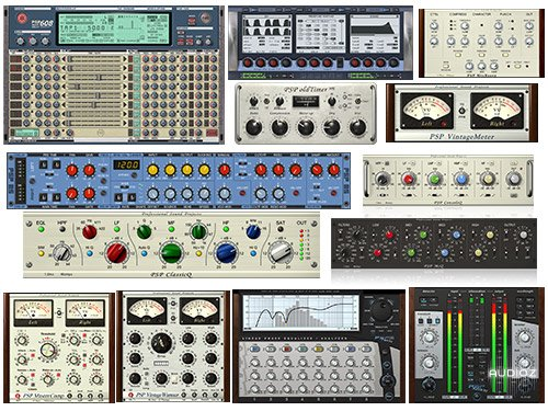 Download PSP Audioware - All Plugins Bundle 07 2017(NO