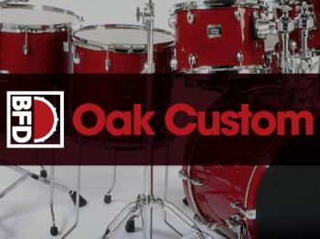 FXpansion BFD  Oak Custom-V.R screenshot