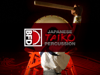 FXPansion BFD Japanese Taiko-V.R screenshot