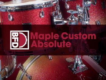 FXpansion BFD Yamaha Maple Custom Absolute-V.R screenshot