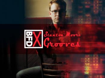 FXpansion BFD Stanton Moore Grooves-V.R screenshot