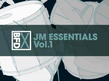 FXpansion BFD JM Essentials Vol.1 Grooves-V.R screenshot