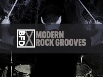 FXpansion BFD Modern Rock Grooves-V.R screenshot