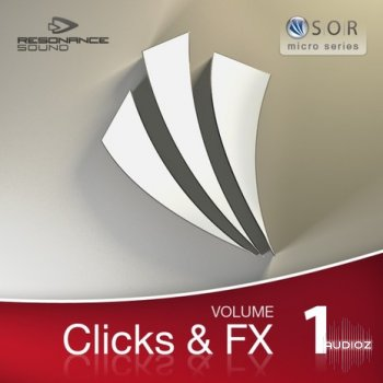Resonance Sound SOR Clicks and FX Vol.1 MULTiFORMAT-KRock screenshot