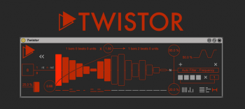 K-Devices TWISTOR v1.0 for Ableton Live v9.7.3 ALP-SYNTHiC4TE screenshot