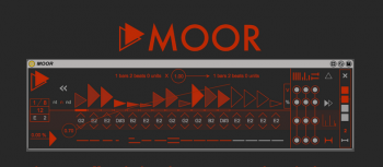 K-Devices MOOR v1.0 for Ableton Live v9.7.3 ALP-SYNTHiC4TE screenshot