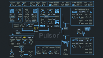 Amazing Noises Pulsor Suite for Ableton Live v9.7.3 ALP-SYNTHiC4TE screenshot