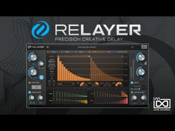 UVI - Relayer 1.0.3 Sparkverb 1.1.2 Thorus 1.0.0 VST AAX x86 x64 (PORTABLE, NO INSTALL) [12.08.16] screenshot