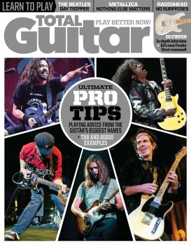 Total Guitar - December 2017 screenshot