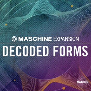Native Instruments Decoded Forms Maschine Expansion WIN OSX screenshot