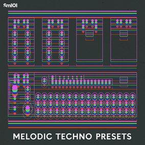 Sample Magic SM101 Melodic Techno Presets MIDI Sylenth1 Presets screenshot