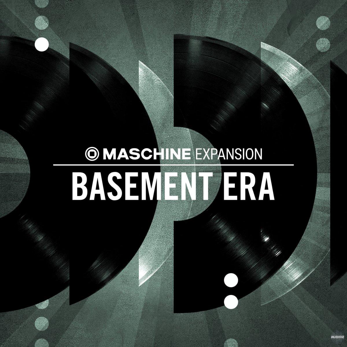 Download Native Instruments Basement Era Maschine Expansion » AudioZ