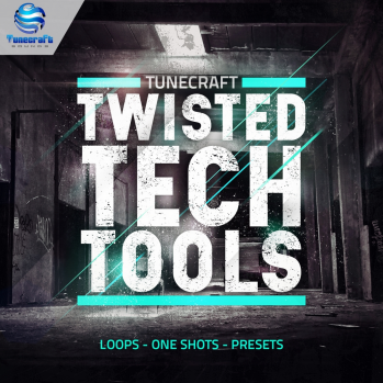 Tunecraft Sounds Twisted Tech Tools WAV NATiVE iNSTRUMENTS MASSiVE-DISCOVER screenshot