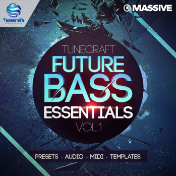 Tunecraft Sounds Future Bass Essentials Vol 1 WAV MiDi NATiVE iNSTRUMENTS MASSiVE ABLETON LiVE PROJECT-DISCOVER screenshot