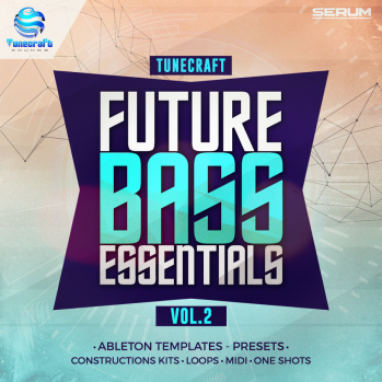 Tunecraft Sounds Future Bass Essentials Vol 2 WAV MiDi XFER RECORDS SERUM ABLETON LiVE PROJECT-DISCOVER screenshot