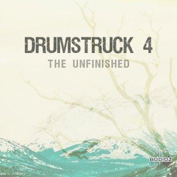 The Unfinished Drumstruck 4 WAV KONTAKT screenshot