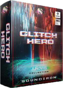 Soundiron Glitch Hero KONTAKT screenshot