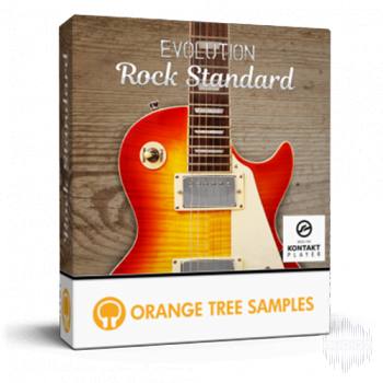 Orange Tree Samples Evolution Rock Standard KONTAKT HAPPY NEW YEAR screenshot