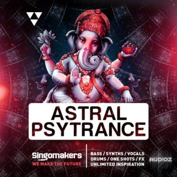Singomakers Astral Psytrance MULTiFORMAT screenshot