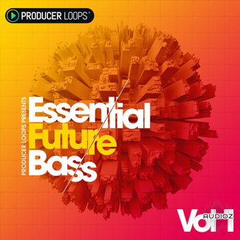 Producer Loops Essential Future Bass Vol 1 MULTiFORMAT screenshot