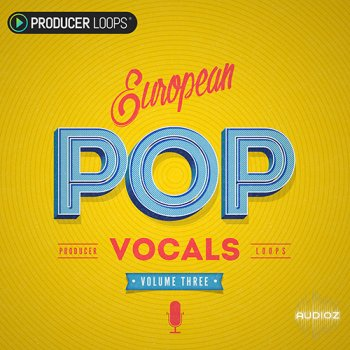 Producer Loops European Pop Vocals Vol 3 MULTiFORMAT screenshot