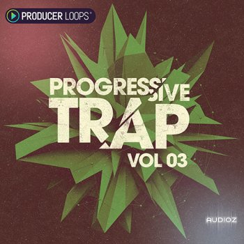 Producer Loops Progressive Trap Vol 3 MULTiFORMAT screenshot