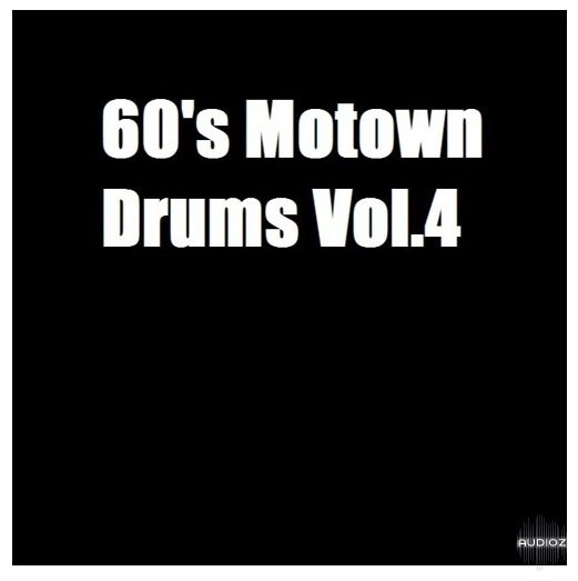 Download Past To Future Samples 60's Motown Drums Vol 4 WAV