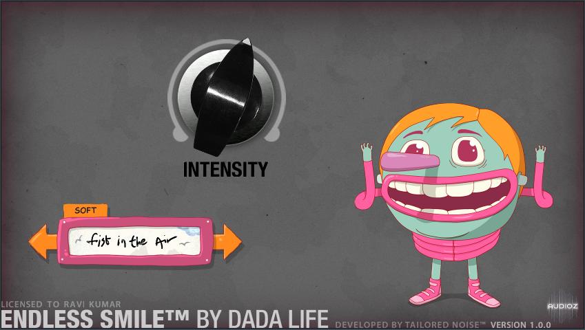 Download Dada Life Endless Smile v1 0 0 WIN OSX » AudioZ