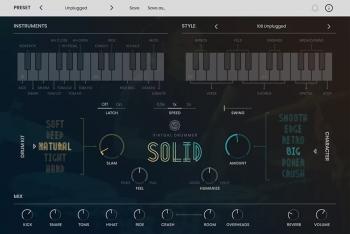 UJAM Virtual Drummer SOLID Library v1.0-R2R screenshot