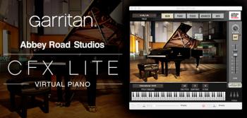 Garritan Abbey Road Studios CFX Lite v1.009 (WIN OSX)-R2R screenshot
