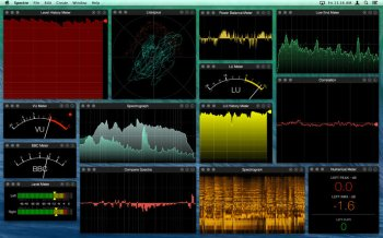 Aurchitect Audio Software Spectre v1.9.6 MAC OSX-TheShark screenshot