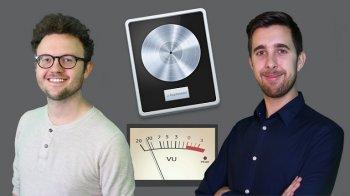 Music Production in Logic Pro X : Digital Audio Mastering screenshot