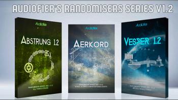 REQ: Audiofier - Randomisers Series (KONTAKT) screenshot