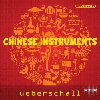 Ueberschall Chinese Instruments ELASTIK screenshot