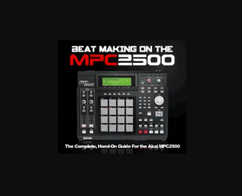 Mpc-Samples Beat Making on the MPC2500-ViH screenshot