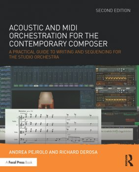 Acoustic and MIDI Orchestration for the Contemporary Composer : A Practical Guide, Second Edition screenshot