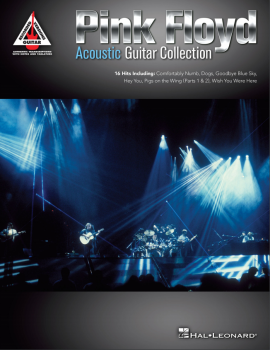 Pink Floyd Acoustic Guitar Collection PDF screenshot