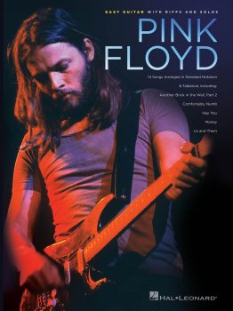 Pink Floyd Easy Guitar with Riffs and Solos PDF screenshot