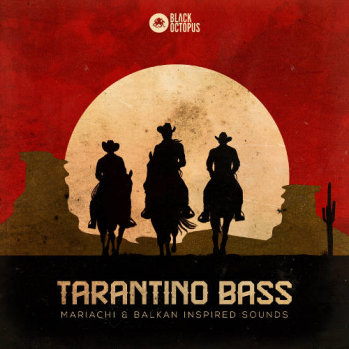 Black Octopus Sound Tarantino Bass WAV NATiVE iNSTRUMENTS KONTAKT-DISCOVER screenshot