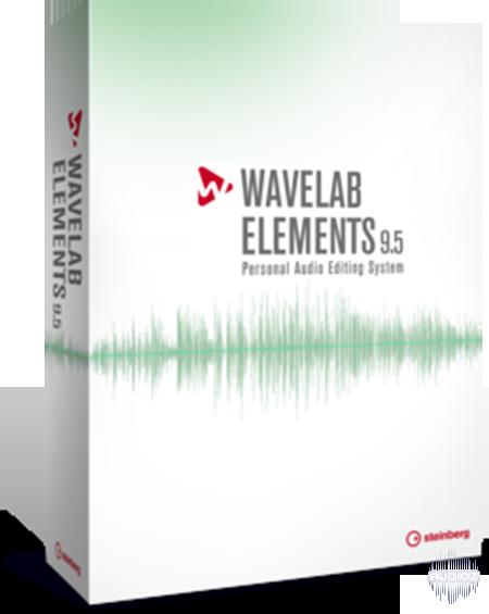 Download Steinberg WaveLab Elements v9 5 15 eXTender-V R