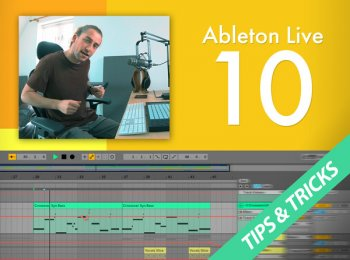 Groove3 - Ableton Live 10: Tips & Tricks screenshot
