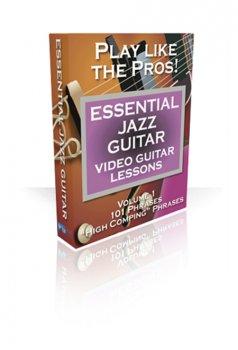 PG Music Video Guitar Lessons Essential Jazz Guitar Vol. 1-3 FOR MAC screenshot