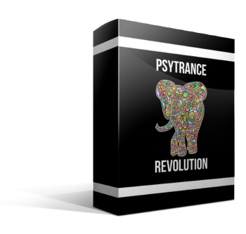 Evolution Of Sound Psytrance Revolution WAV MiDi FXP ALS screenshot