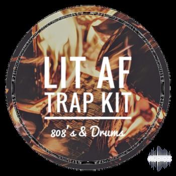 Columbo Sounds Lit AF Trap Kit 808's & Drums WAV KONTAKT [FREE] screenshot