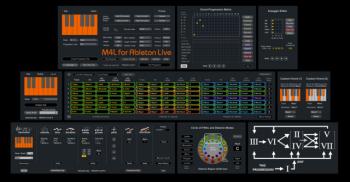 Fabrizio Poce J74 Progressive v4.0.4 Max for Live-SYNTHiC4TE screenshot