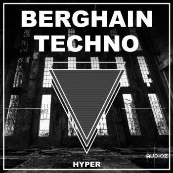 Hyper Berghain Techno WAV AiFF-DECiBEL screenshot