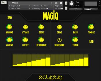 Ecliptiq Audio Magiq KONTAKT [FREE] screenshot