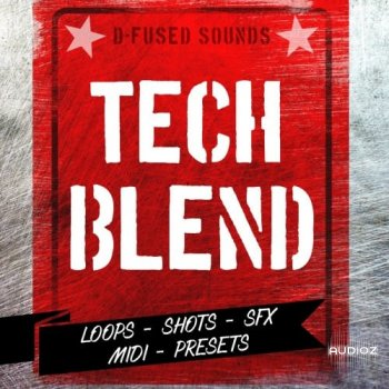D-Fused Sounds Tech Blend WAV MIDI NMSV NBKT-SYNTHiC4TE screenshot